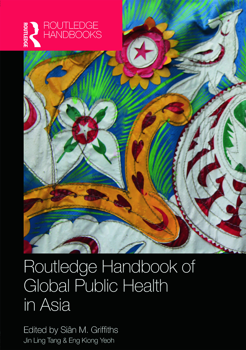 Routledge Handbook of Global Public Health in Asia book cover