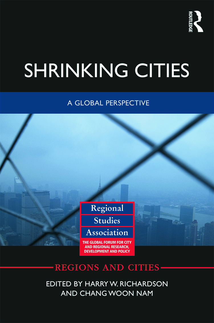 Shrinking Cities: A Global Perspective (Paperback) book cover