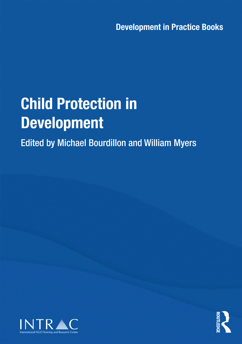 Child Protection in Development (Hardback) book cover