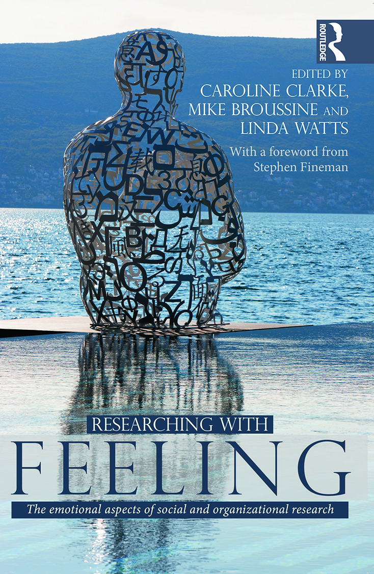 Researching with Feeling: The Emotional Aspects of Social and Organizational Research book cover