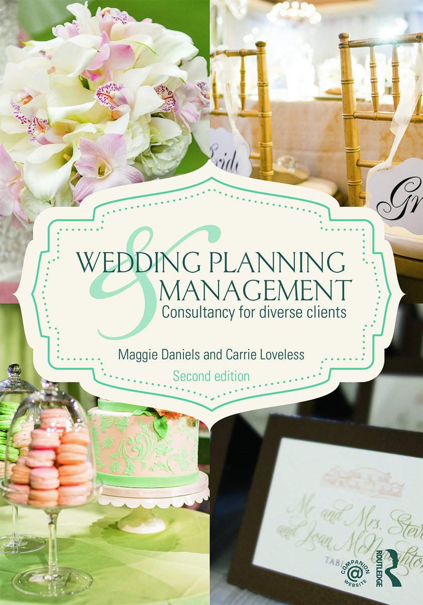 Wedding Planning and Management: Consultancy for Diverse Clients, 2nd Edition (Paperback) book cover