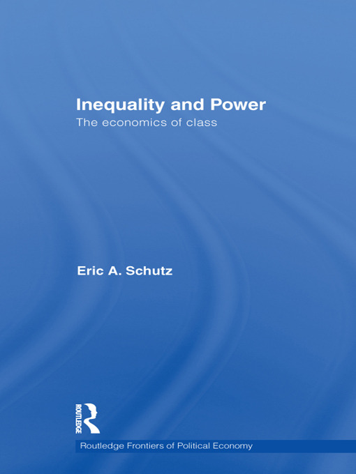 Inequality and Power