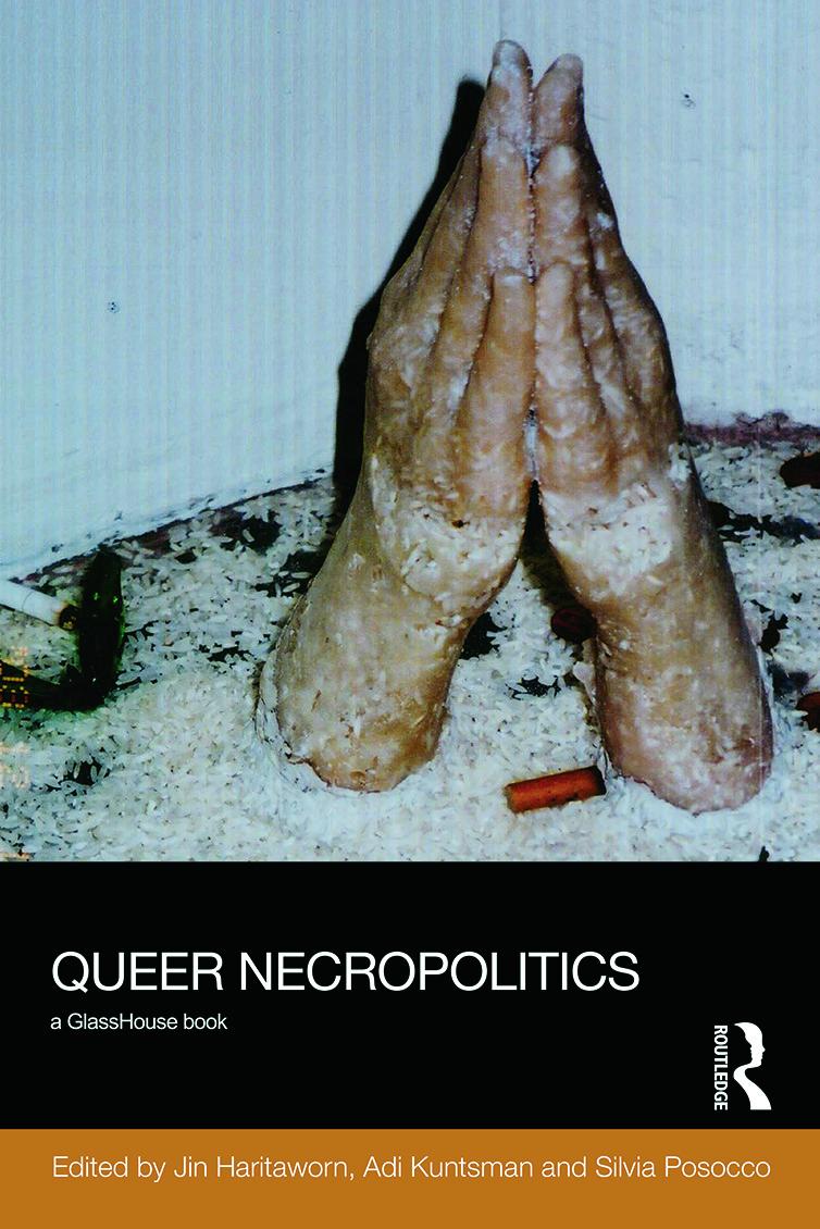 Queer Necropolitics (Hardback) book cover