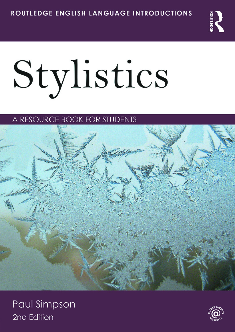 Stylistics: A Resource Book for Students, 2nd Edition (Paperback) book cover