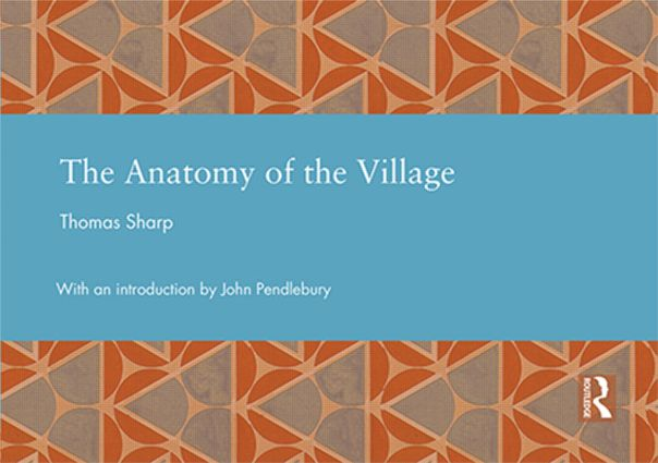 The Anatomy of the Village (Hardback) book cover