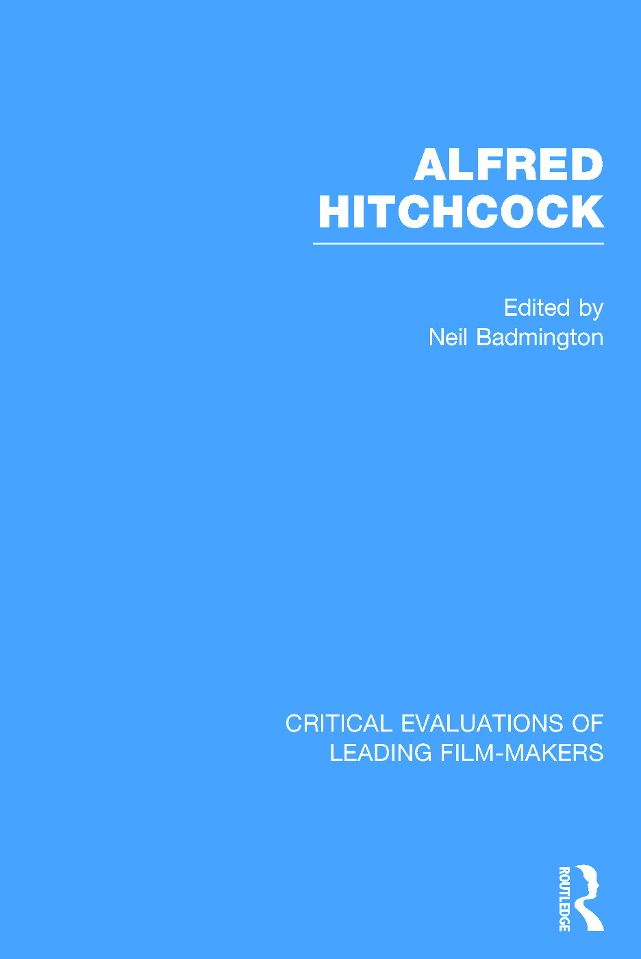 Alfred Hitchcock (Hardback) book cover