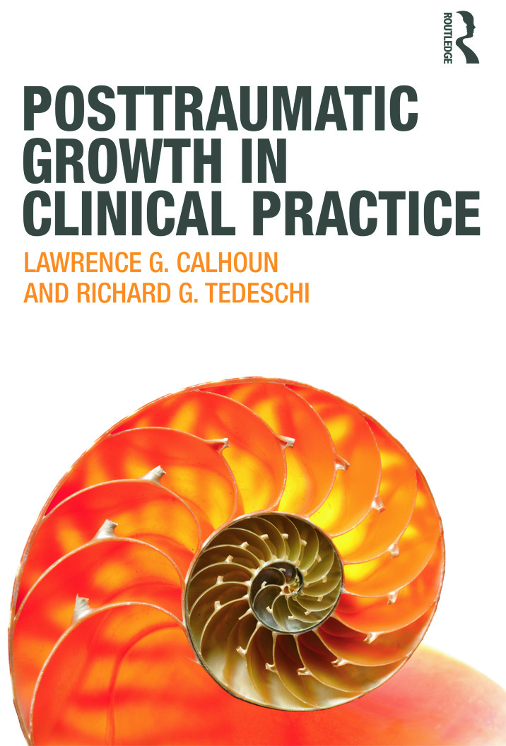 Posttraumatic Growth in Clinical Practice (Paperback) book cover