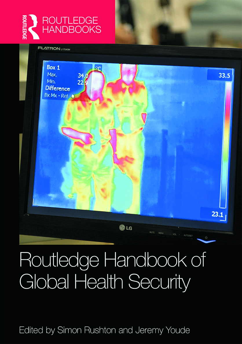 Routledge Handbook of Global Health Security book cover