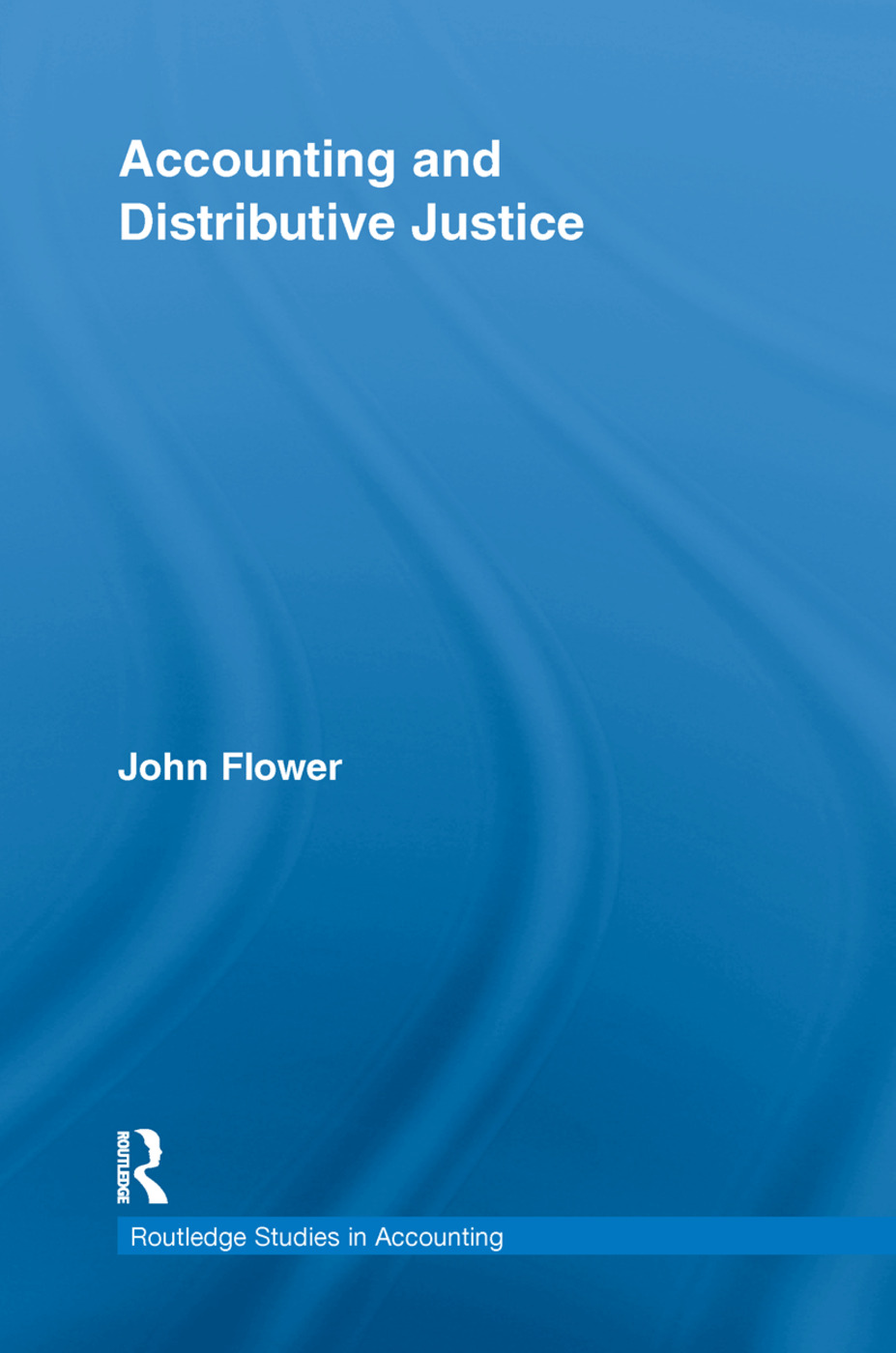 Accounting and Distributive Justice book cover