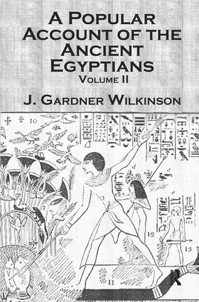 Ancient Egyptians (2 Vols): 1st Edition (Paperback) book cover