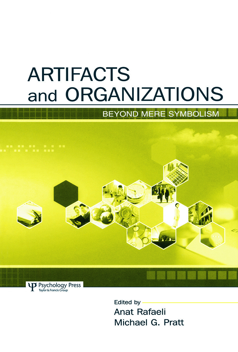 Artifacts and Organizations: Beyond Mere Symbolism book cover