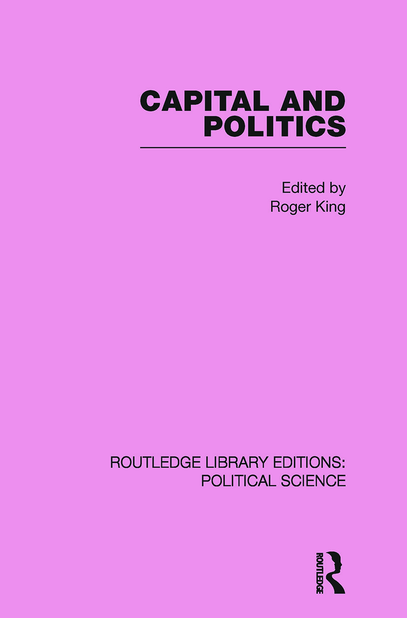 Capital and Politics