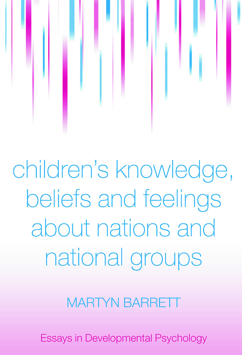 Children's Knowledge, Beliefs and Feelings about Nations and National Groups (Paperback) book cover