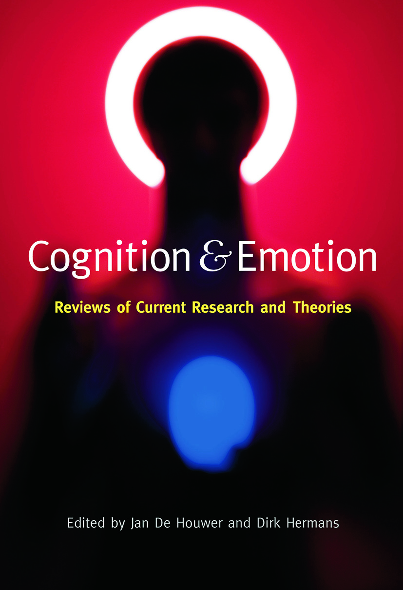 Cognition & Emotion: Reviews of Current Research and Theories, 1st Edition (Paperback) book cover