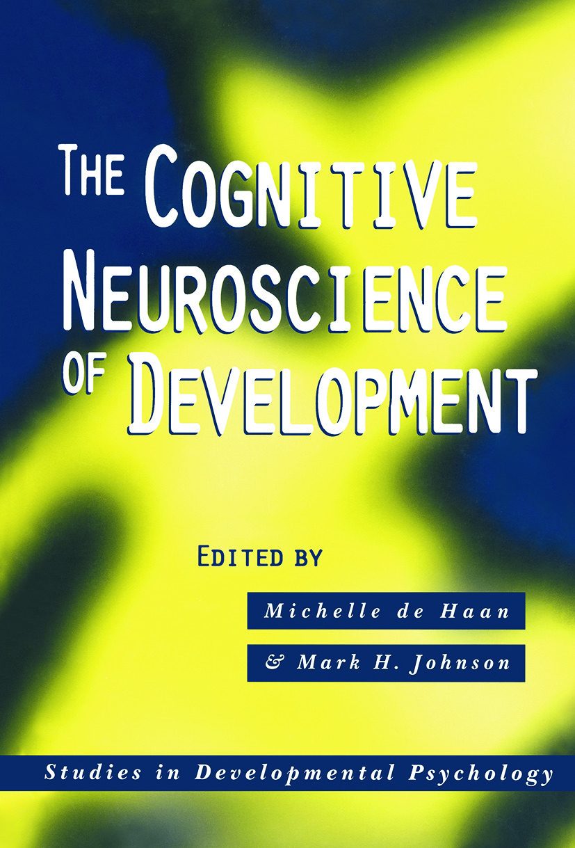 The Cognitive Neuroscience of Development (Paperback) book cover