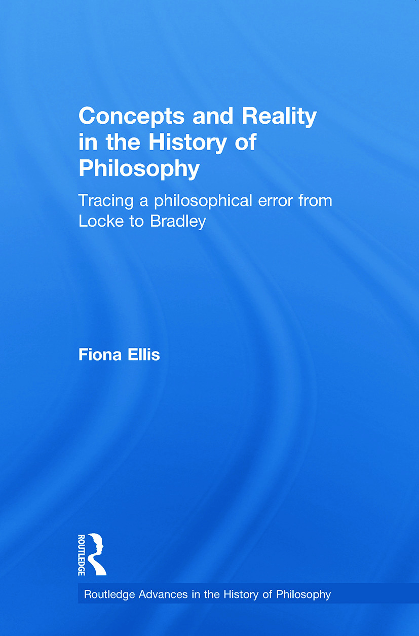 Concepts and Reality in the History of Philosophy