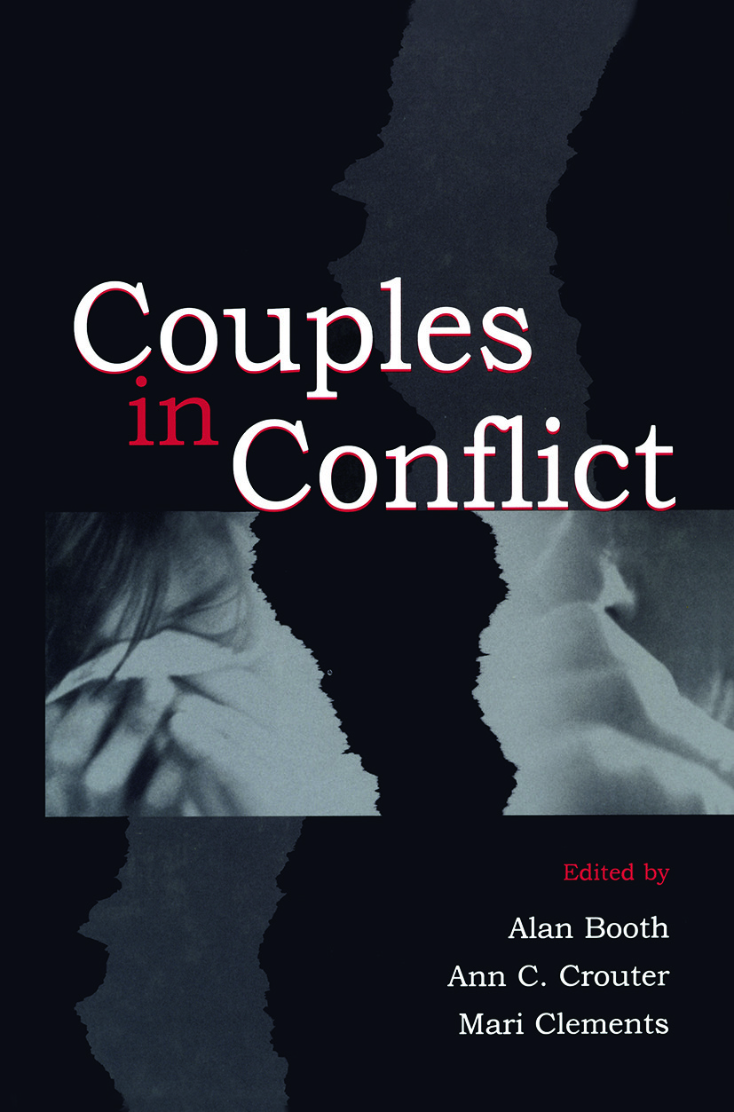 Couples in Conflict: 1st Edition (Paperback) book cover