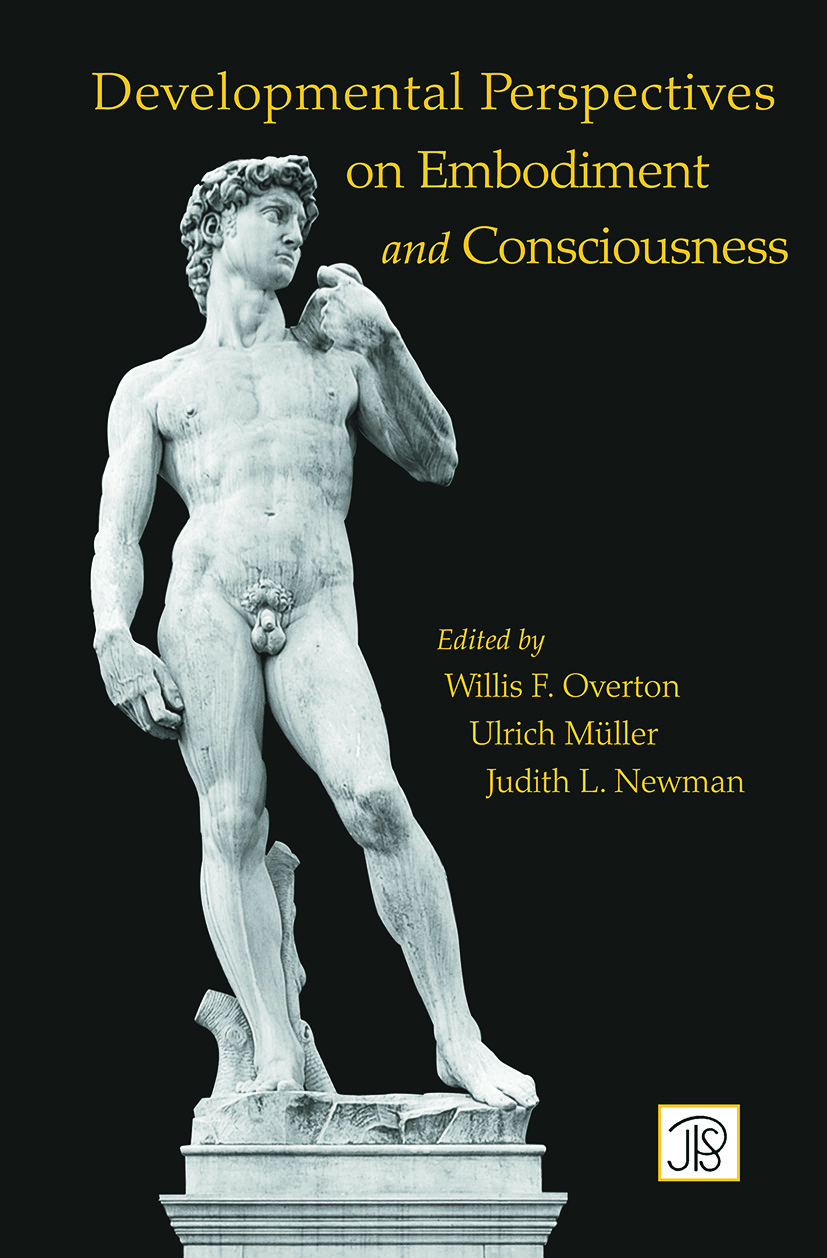 Developmental Perspectives on Embodiment and Consciousness (Paperback) book cover