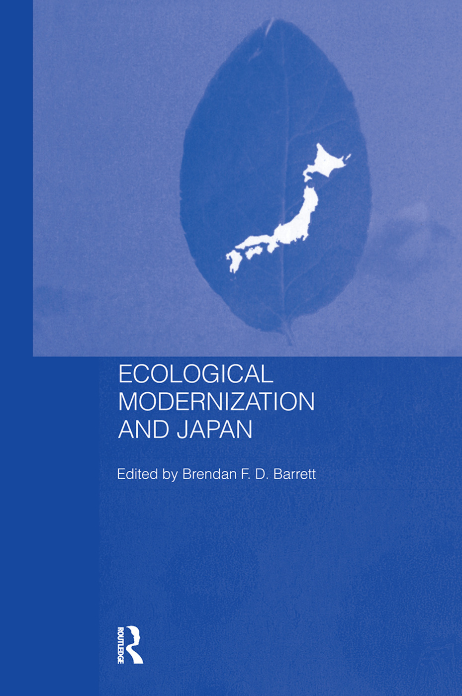 Ecological Modernisation and Japan (Paperback) book cover