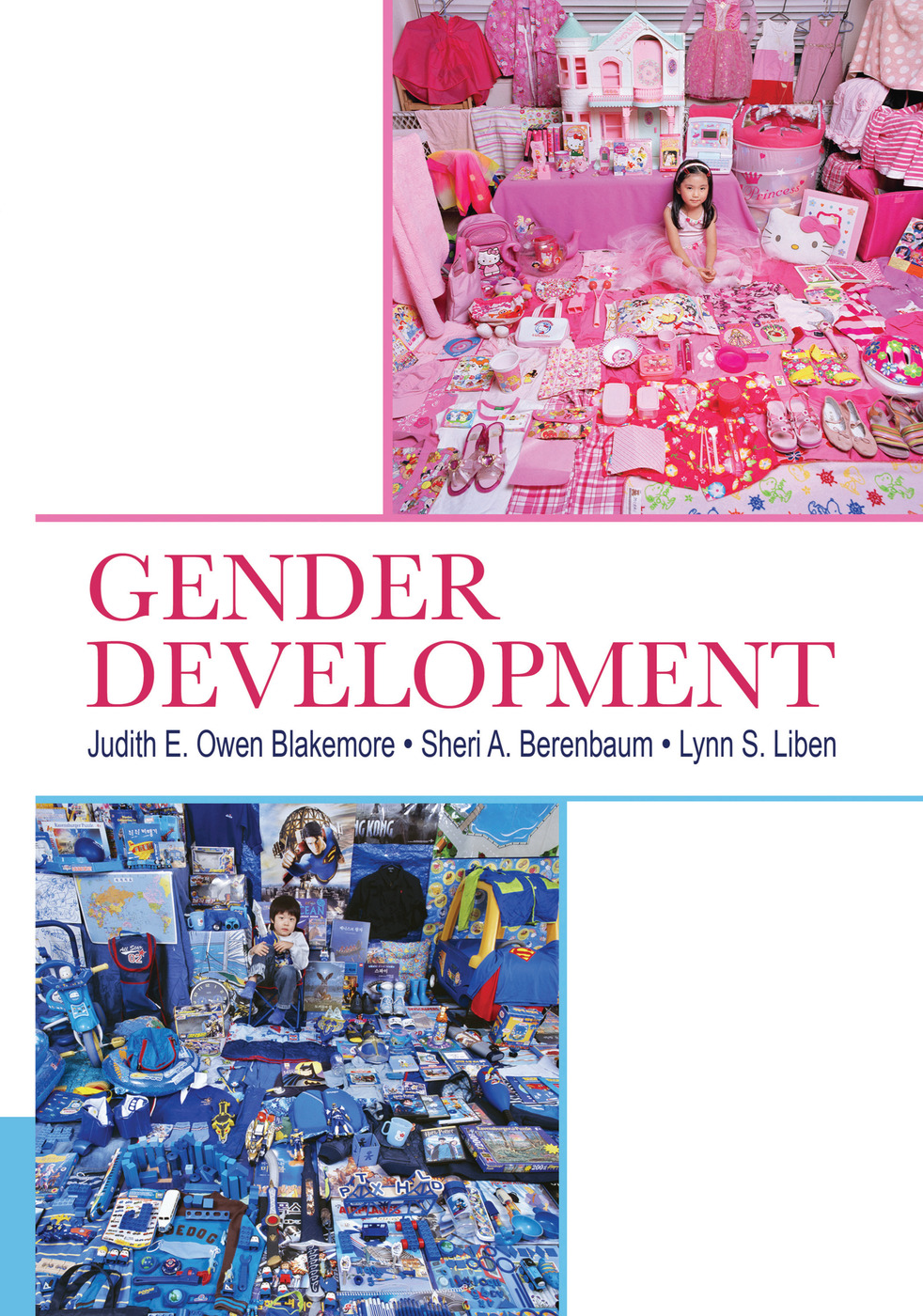 Gender Development: 1st Edition (Paperback) book cover