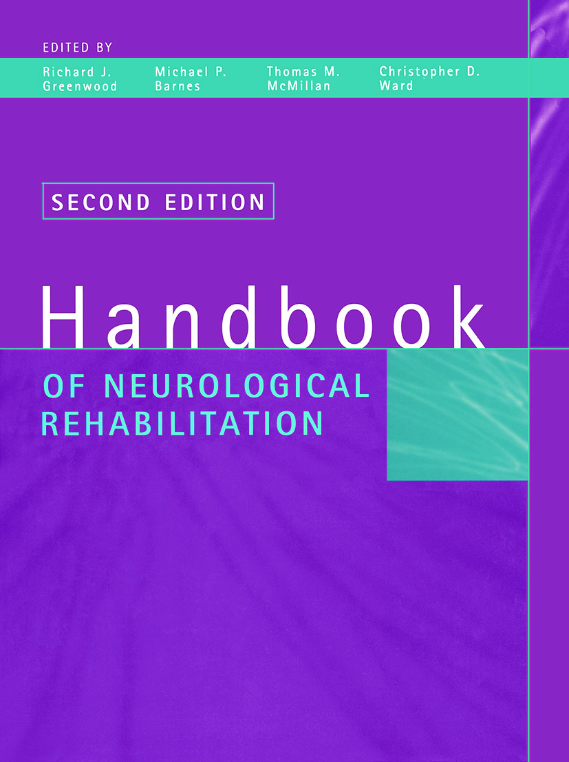 Handbook of Neurological Rehabilitation (Paperback) book cover