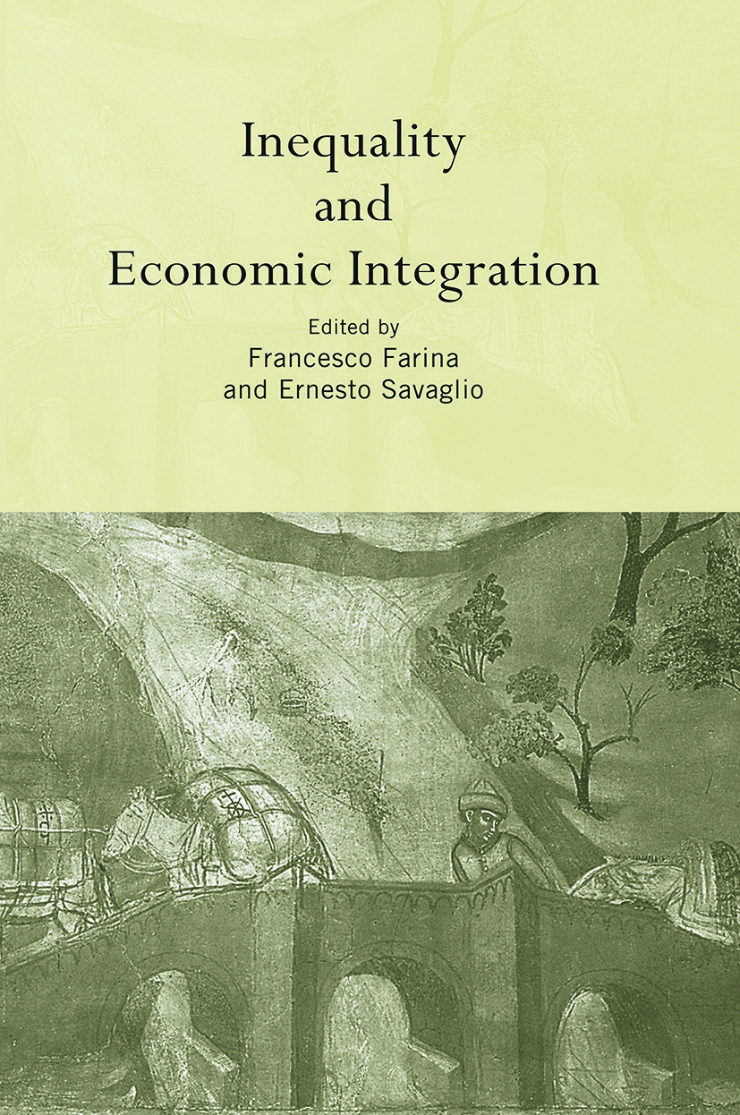 Inequality and Economic Integration book cover