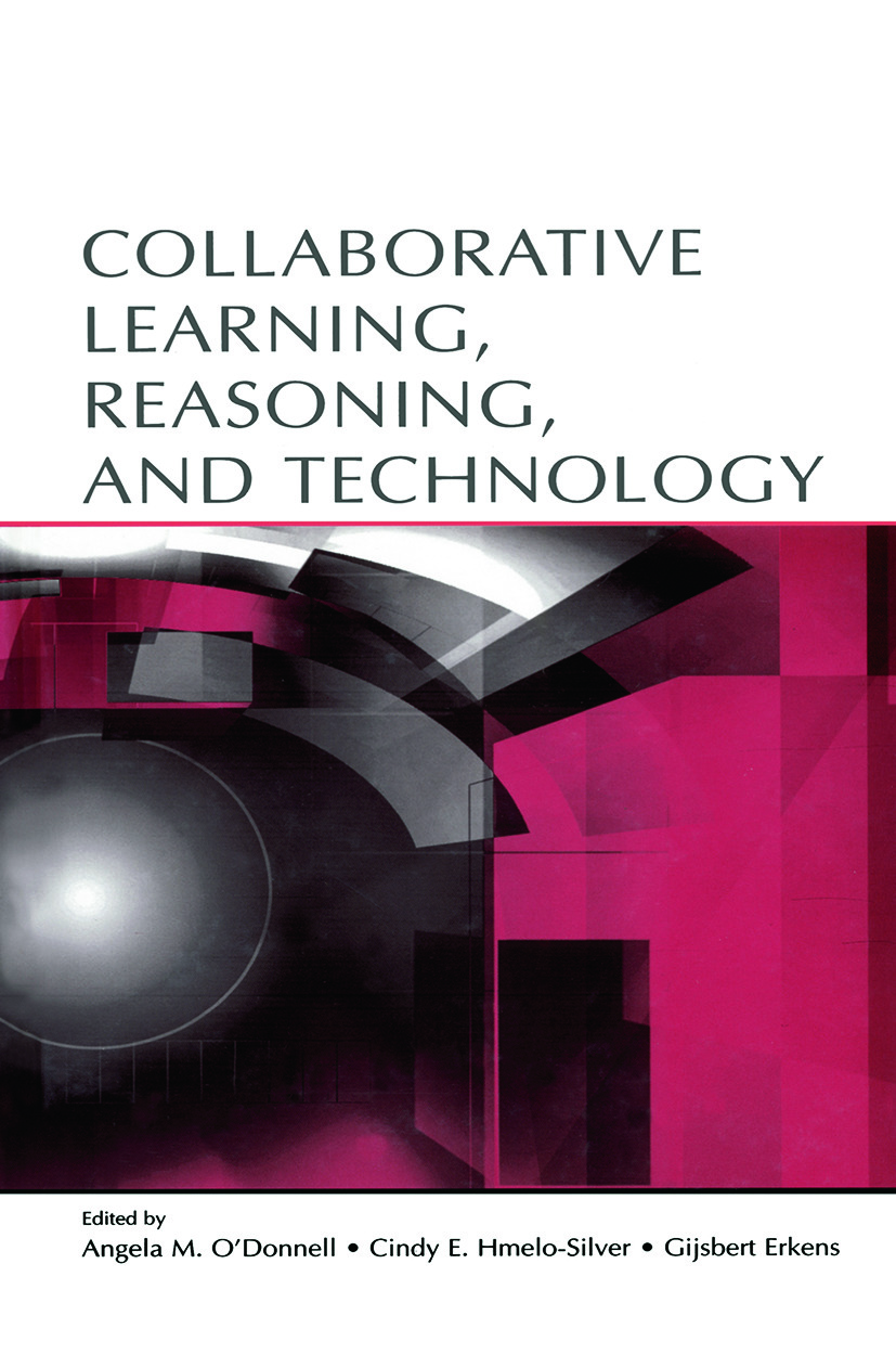 Collaborative Learning, Reasoning, and Technology (Paperback) book cover