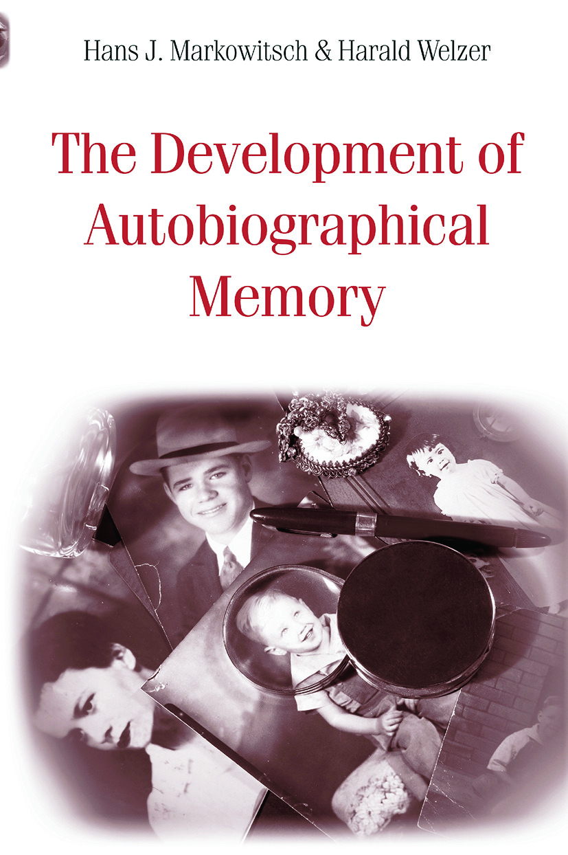 The Development of Autobiographical Memory (Paperback) book cover
