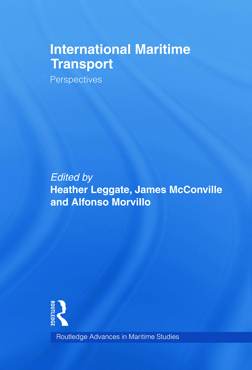 International Maritime Transport: Perspectives, 1st Edition (Paperback) book cover