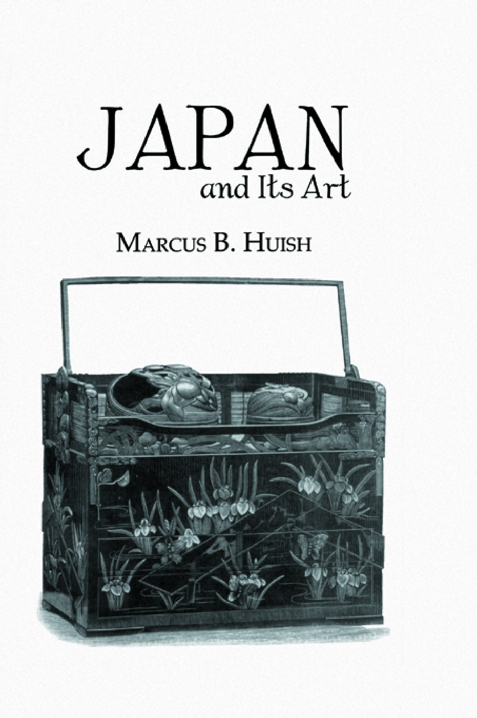 Japan And Its Art book cover