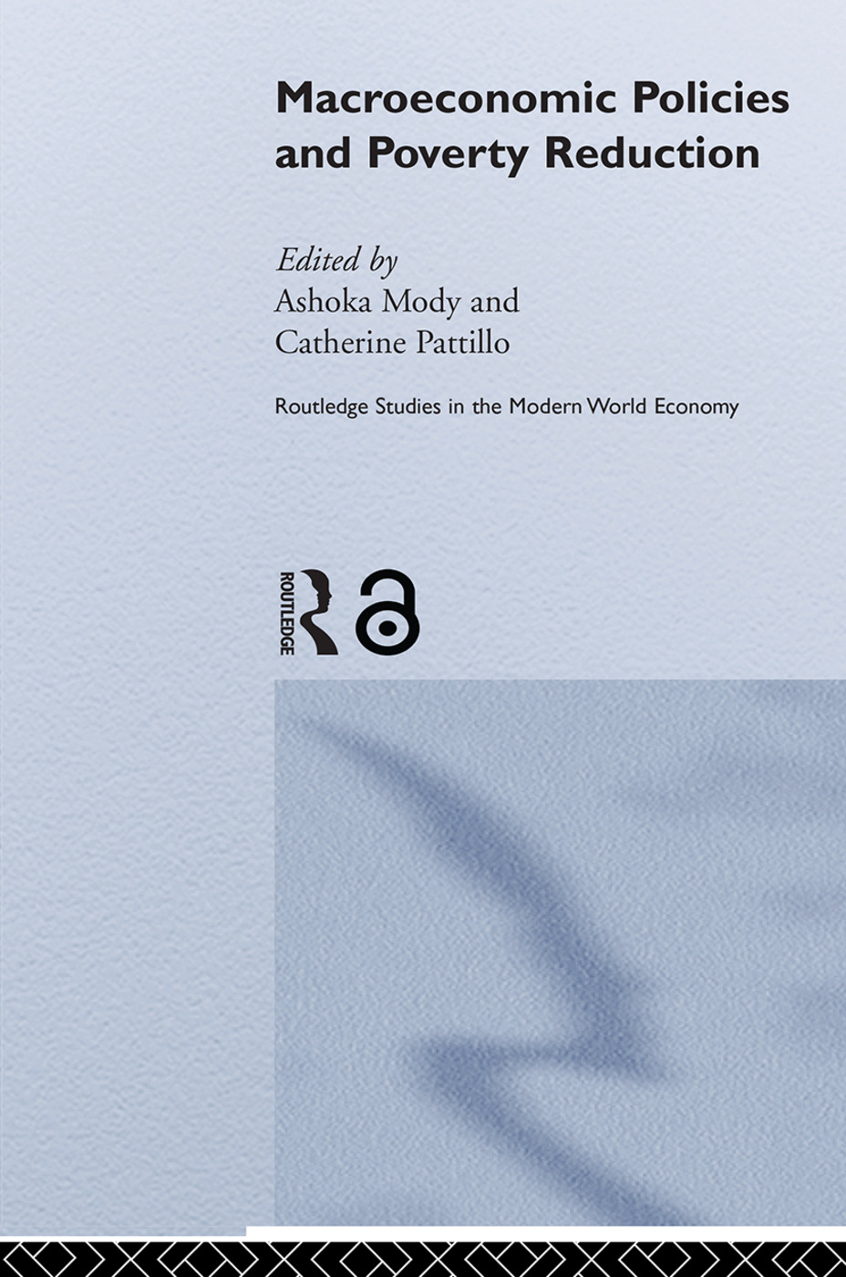 Macroeconomic Policies and Poverty (Paperback) book cover