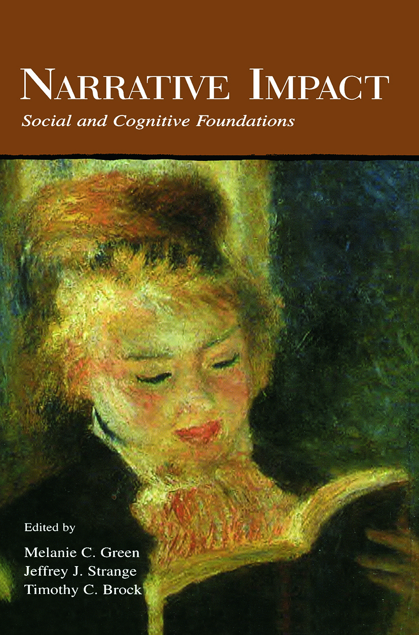 Narrative Impact: Social and Cognitive Foundations, 1st Edition (Paperback) book cover
