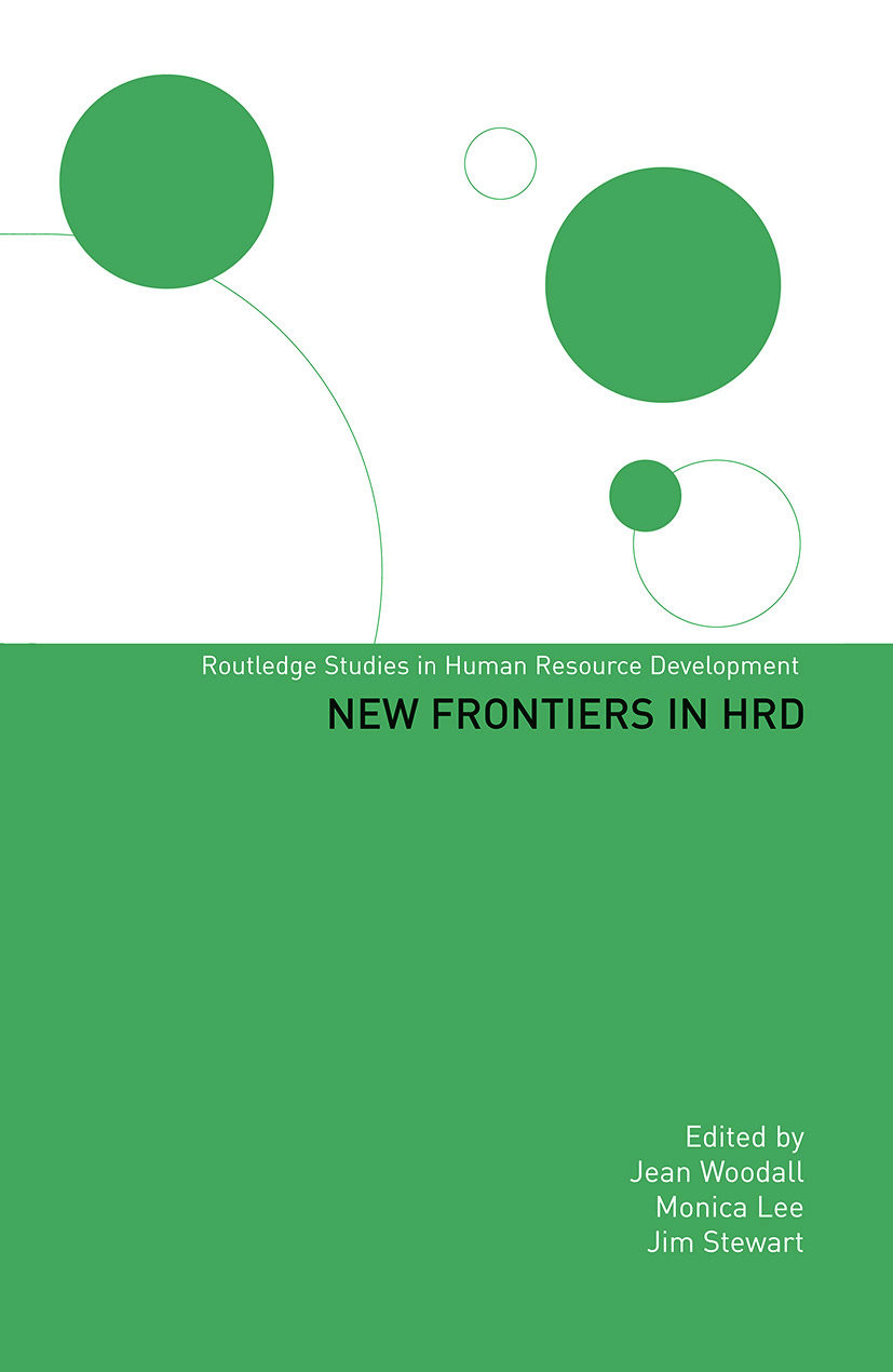 New Frontiers in HRD book cover