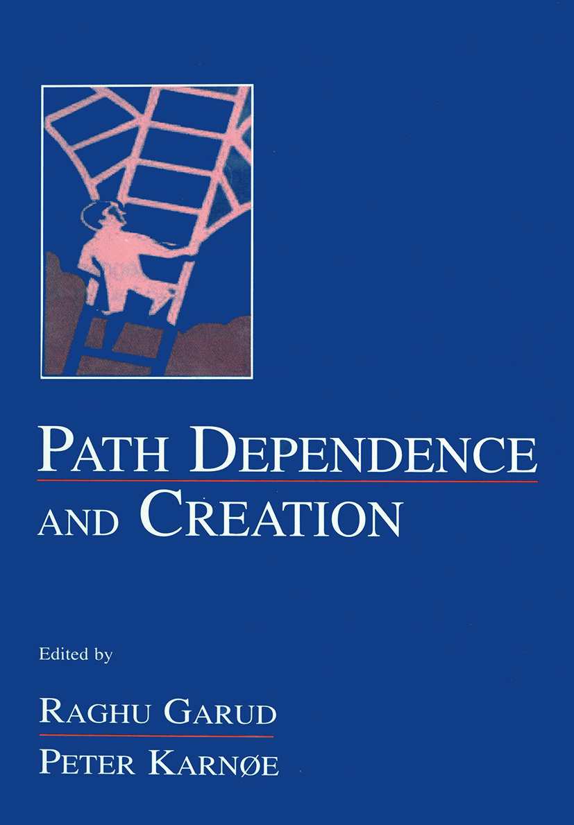 Path Dependence and Creation book cover