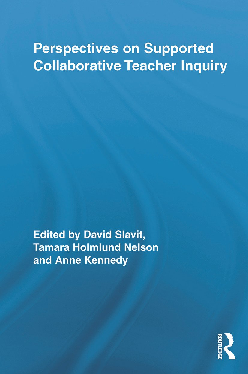 Perspectives on Supported Collaborative Teacher Inquiry (Paperback) book cover