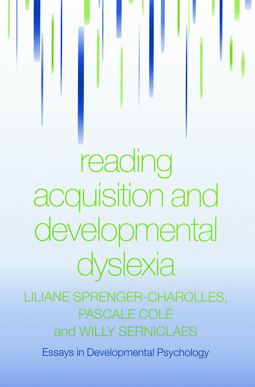 Reading Acquisition and Developmental Dyslexia (Paperback) book cover