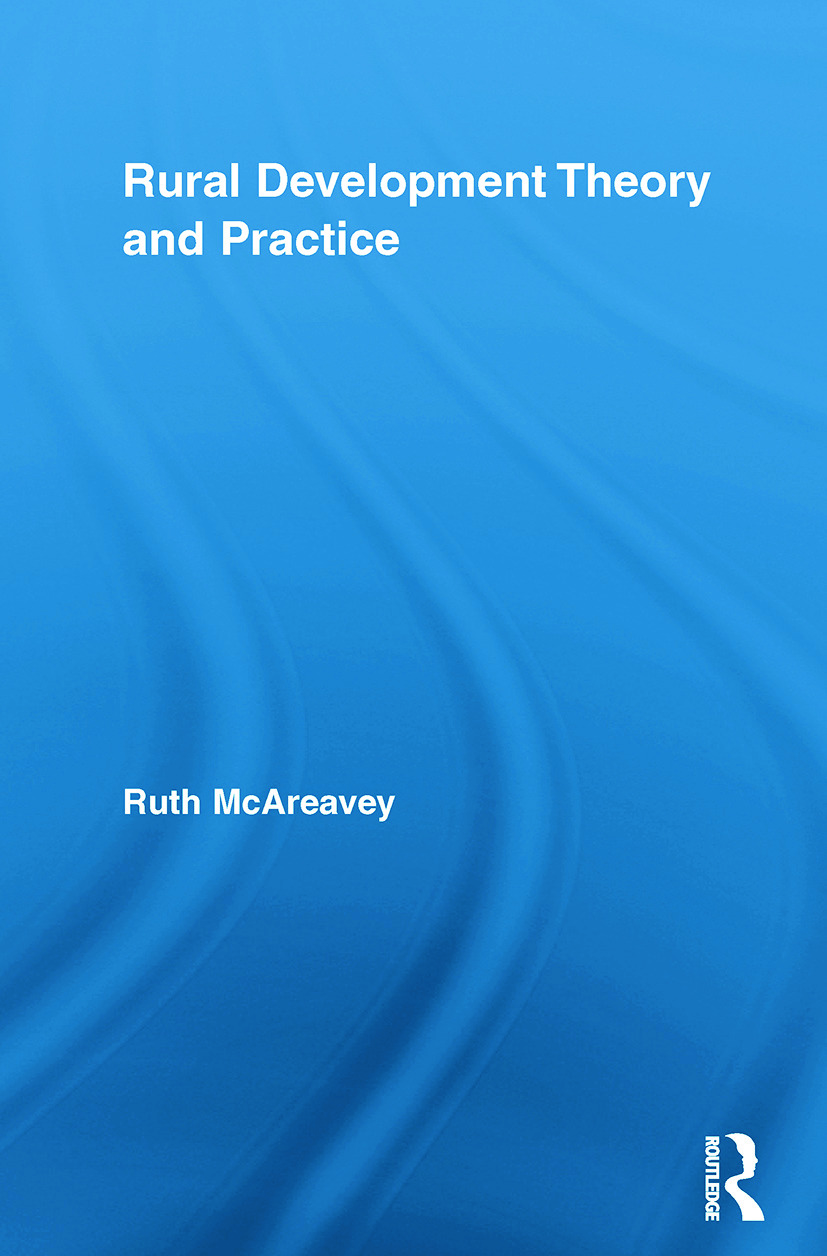 Rural Development Theory and Practice book cover