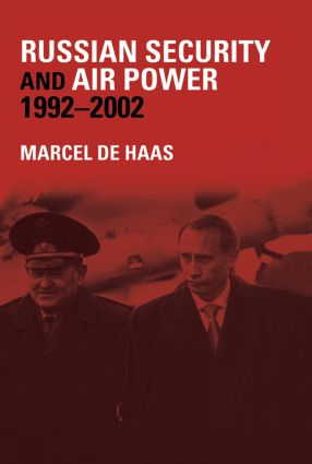 Russian Security and Air Power, 1992-2002 book cover