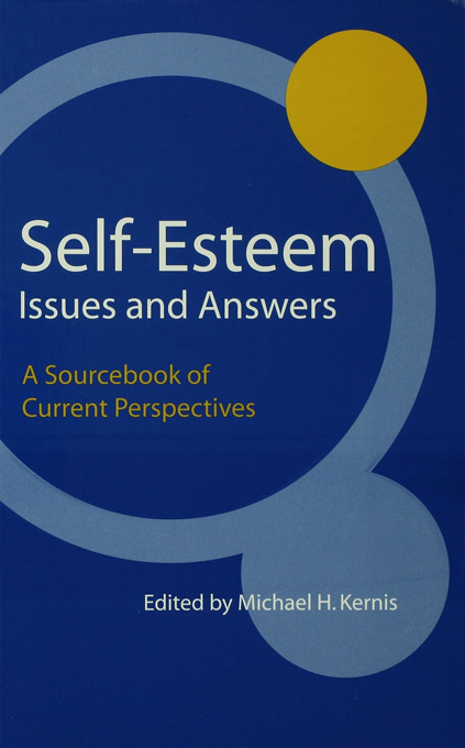 Self-Esteem Issues and Answers: A Sourcebook of Current Perspectives (Paperback) book cover