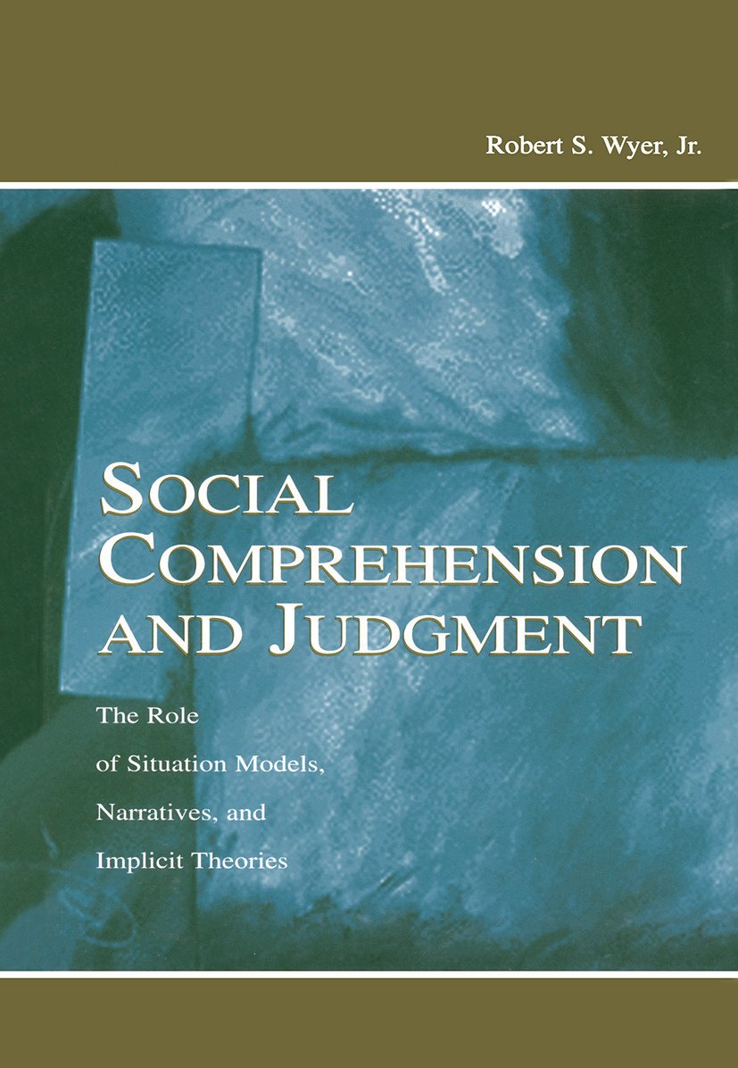 Social Comprehension and Judgment