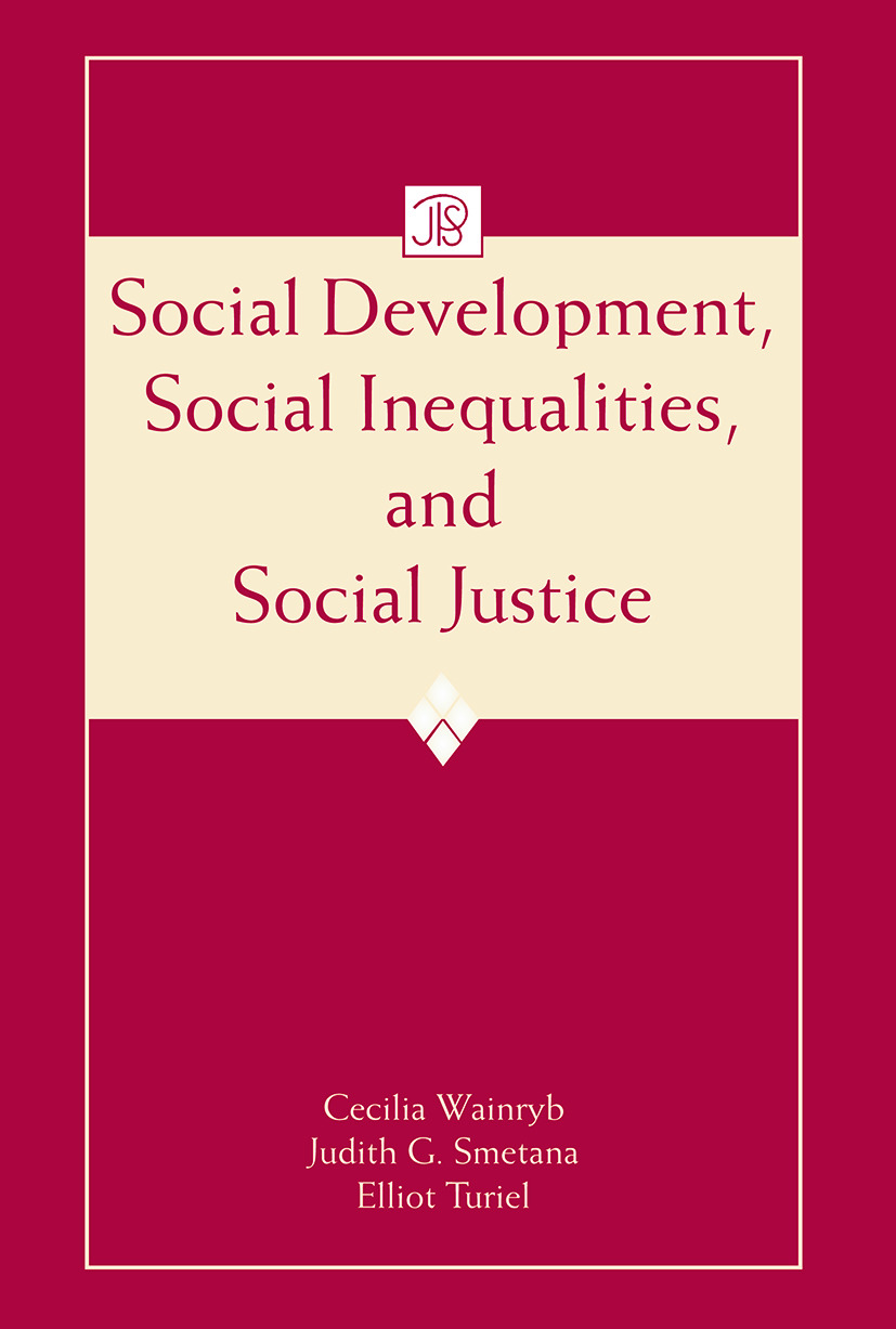Social Development, Social Inequalities, and Social Justice (Paperback) book cover
