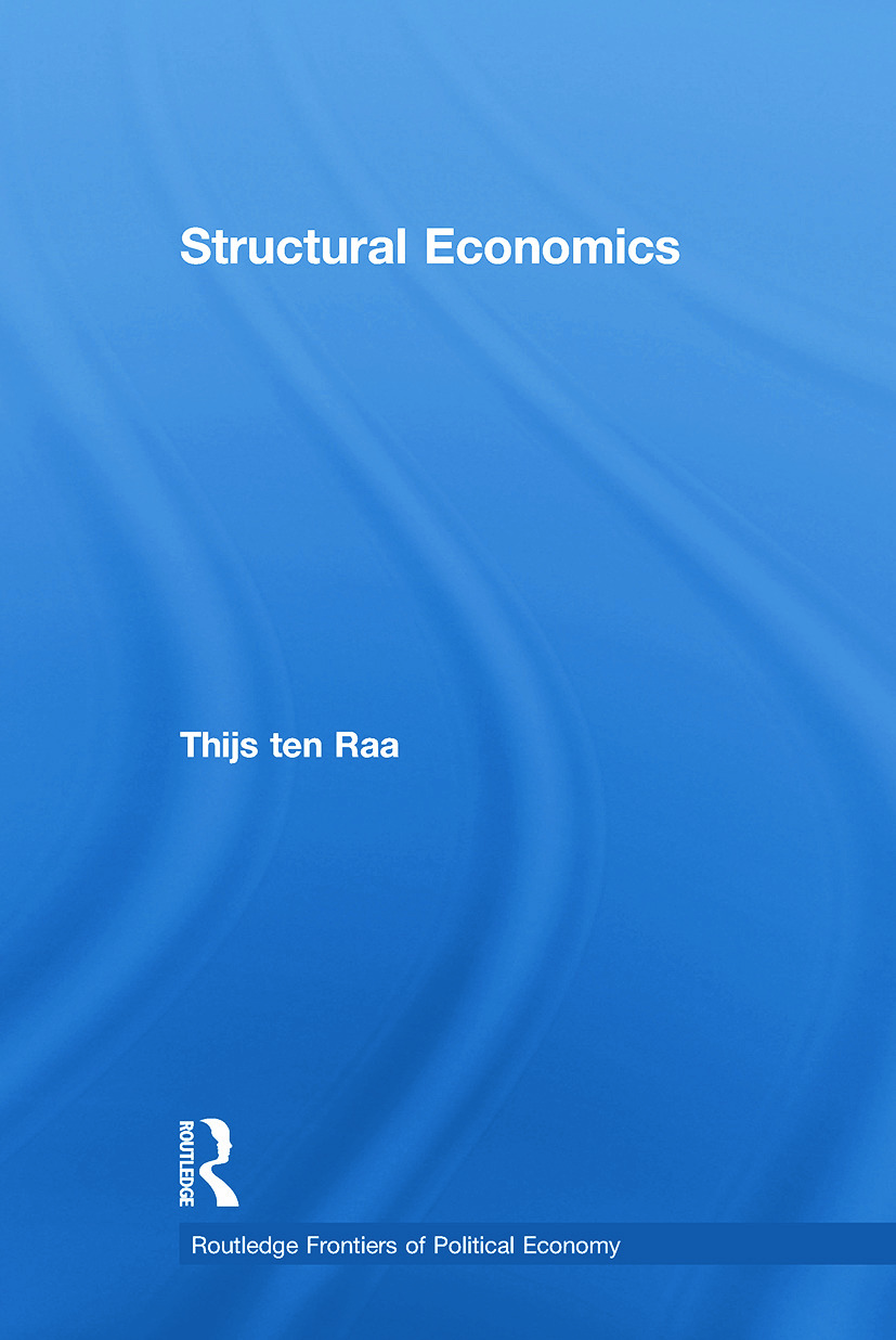 Structural Economics: 1st Edition (Paperback) book cover