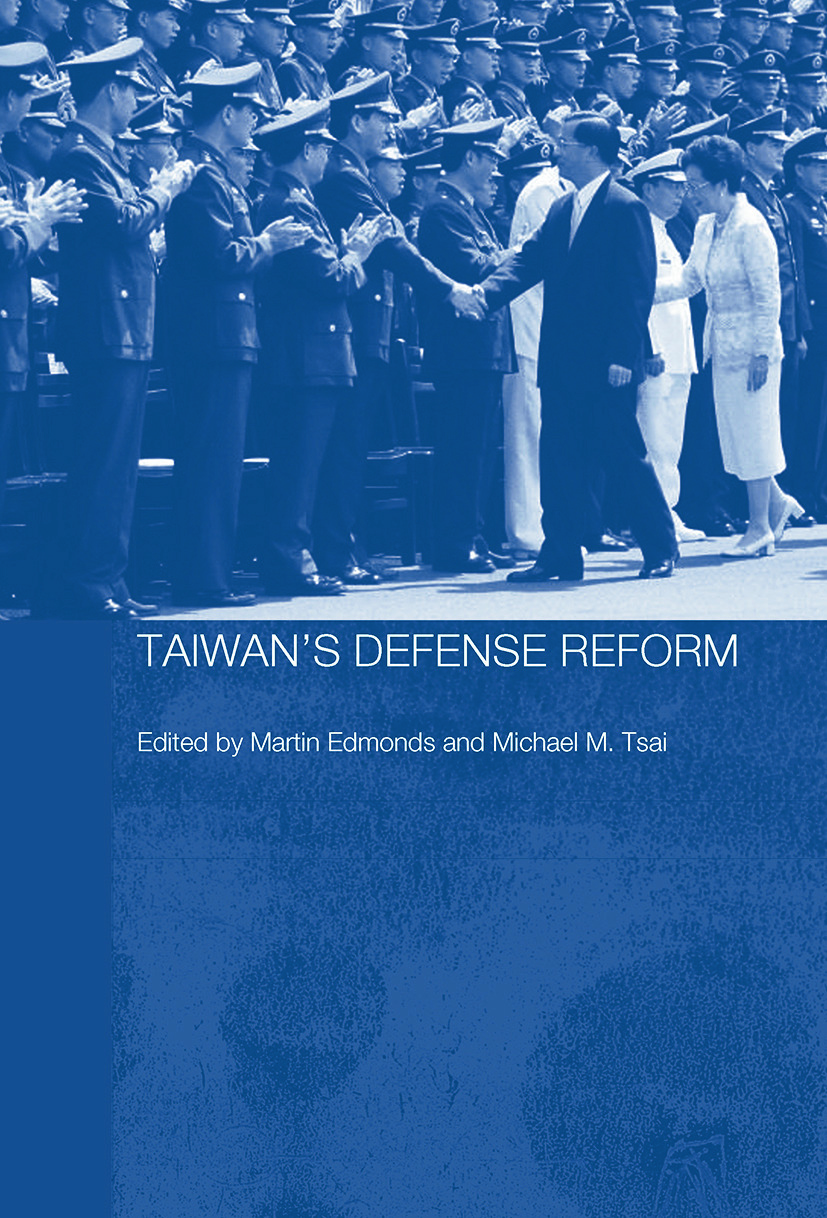 Taiwan's Defense Reform (Paperback) book cover