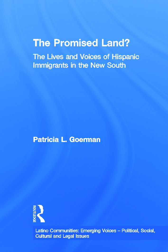 The Promised Land?: The Lives and Voices of Hispanic Immigrants in the New South book cover