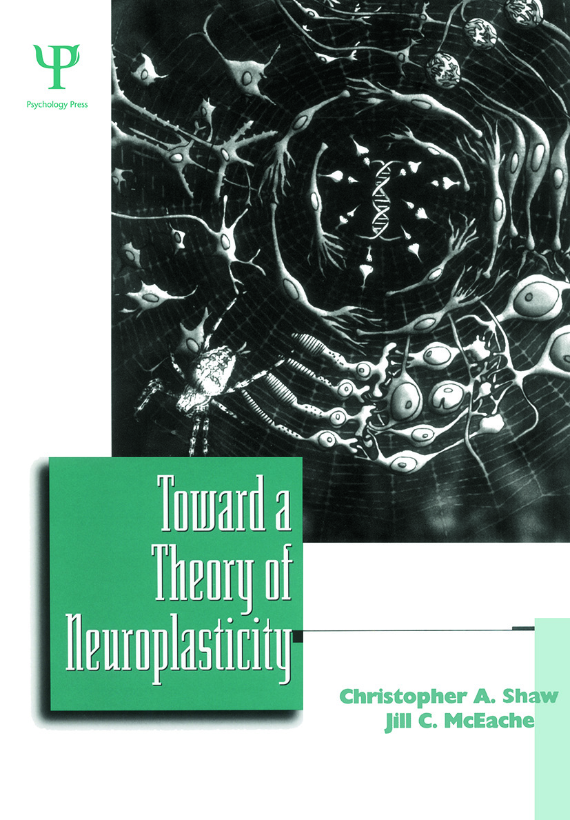 Toward a Theory of Neuroplasticity (Paperback) book cover