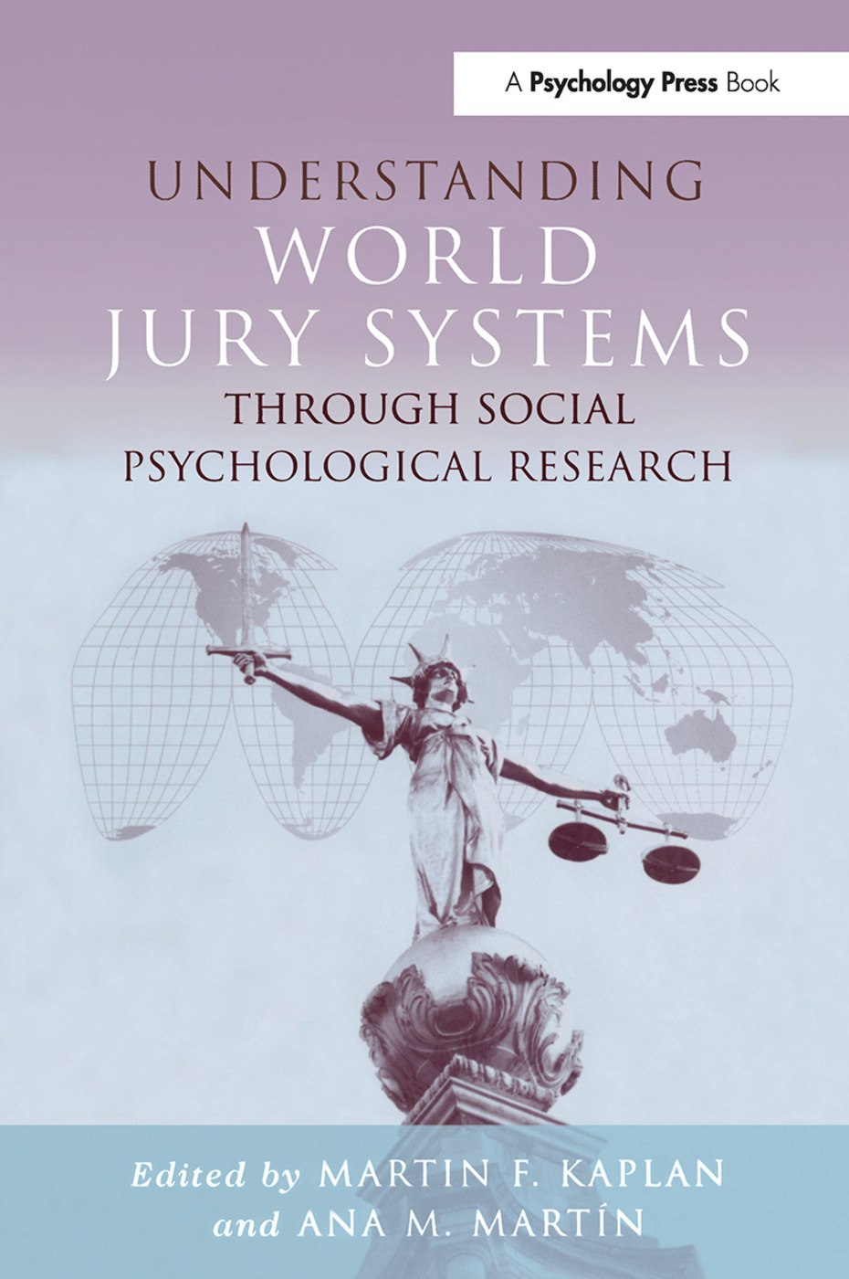 Understanding World Jury Systems Through Social Psychological Research (Paperback) book cover