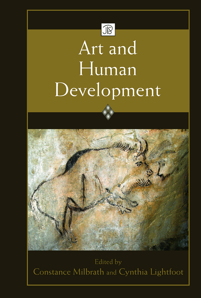 Art and Human Development (Paperback) book cover