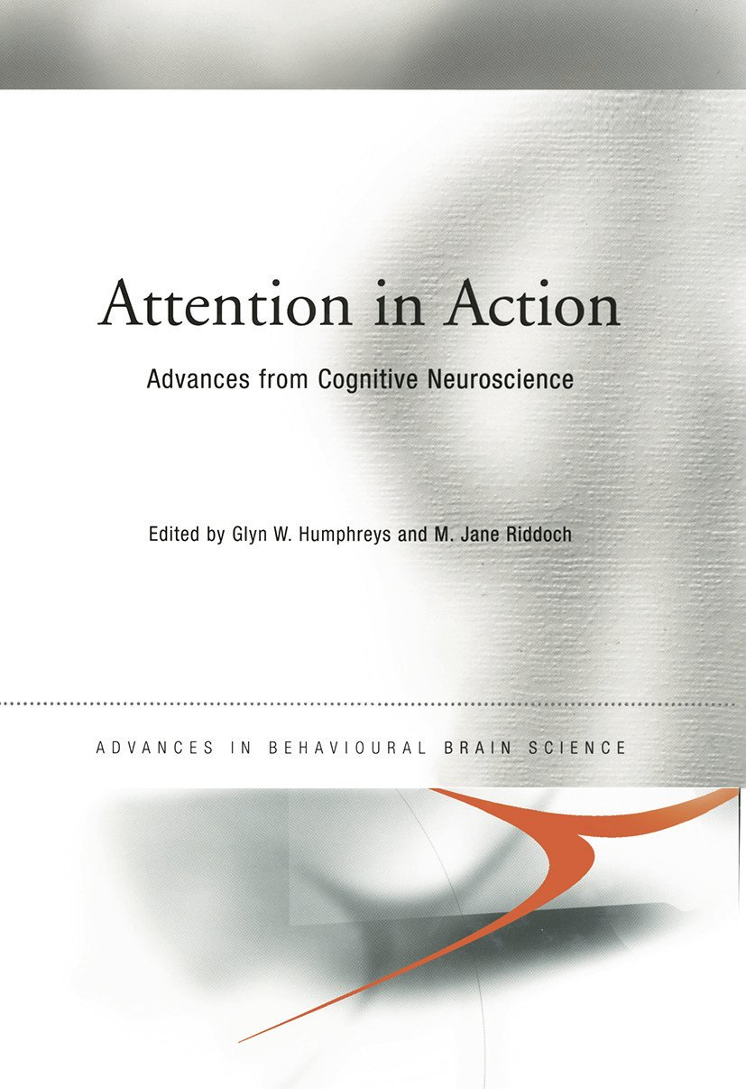 Attention in Action: Advances from Cognitive Neuroscience, 1st Edition (Paperback) book cover