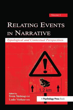 Relating Events Narrative Set: 1st Edition (Paperback) book cover