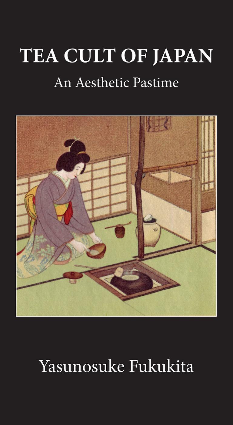 Tea Cult Of Japan book cover